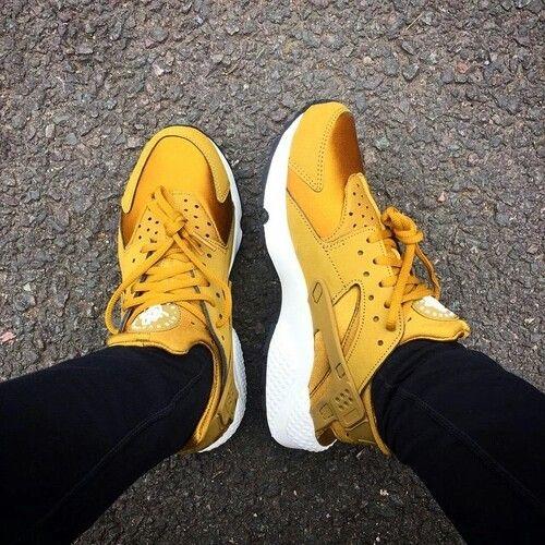 consultor Ambiguo petróleo  nike huarache color mostaza - Tienda Online de Zapatos, Ropa y Complementos  de marca