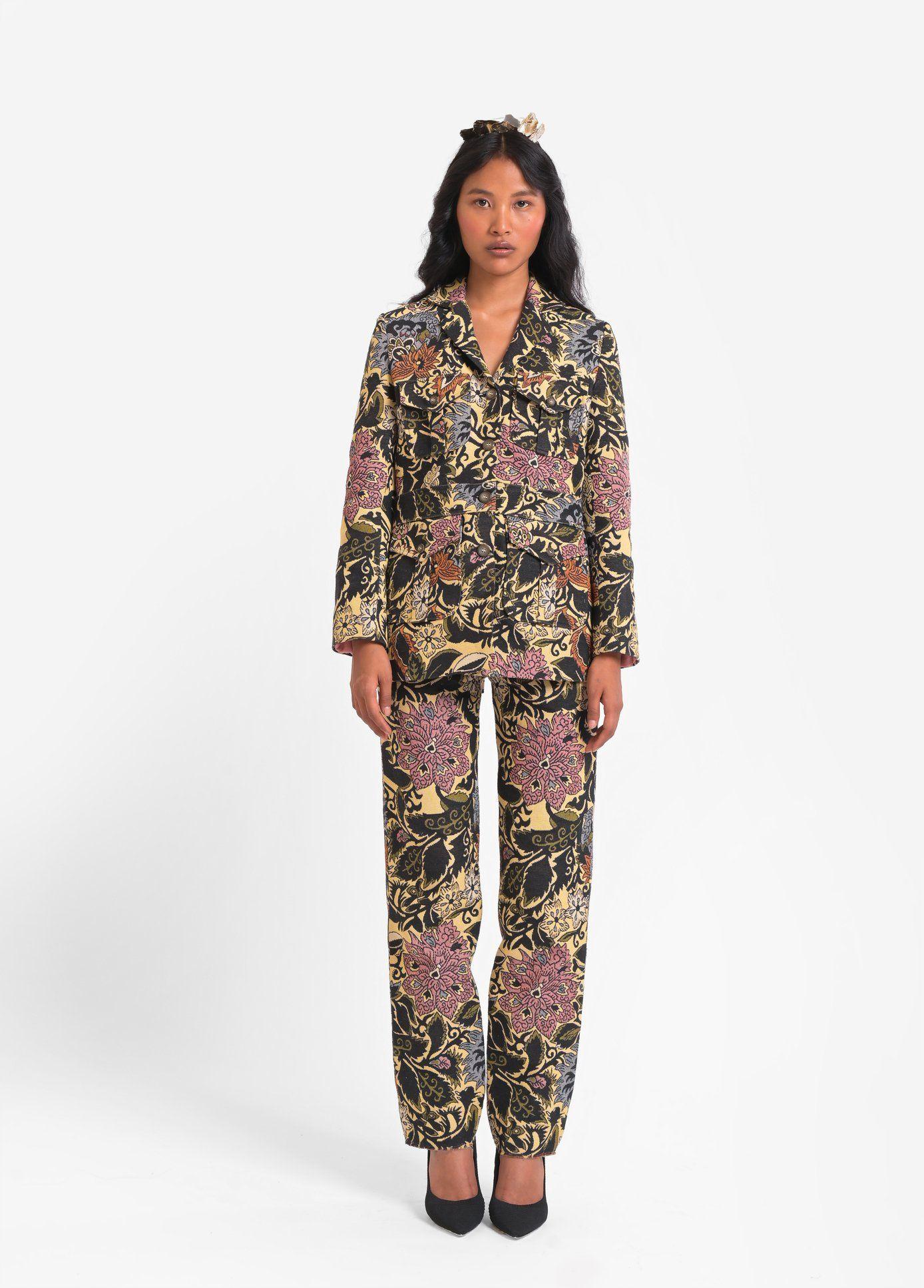 Safari Pant Suit - XS