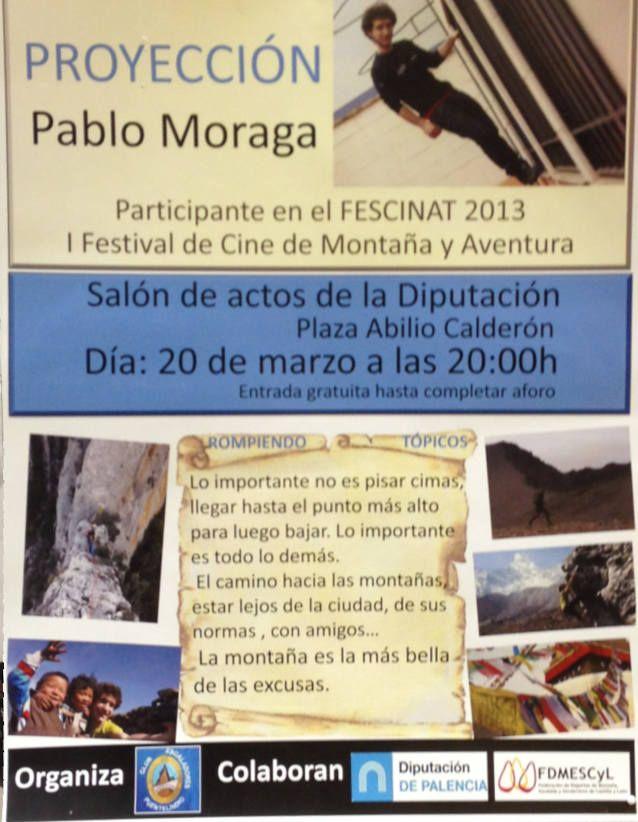 Proyección Pablo Moraga Festival De Cine Eventos Actividades