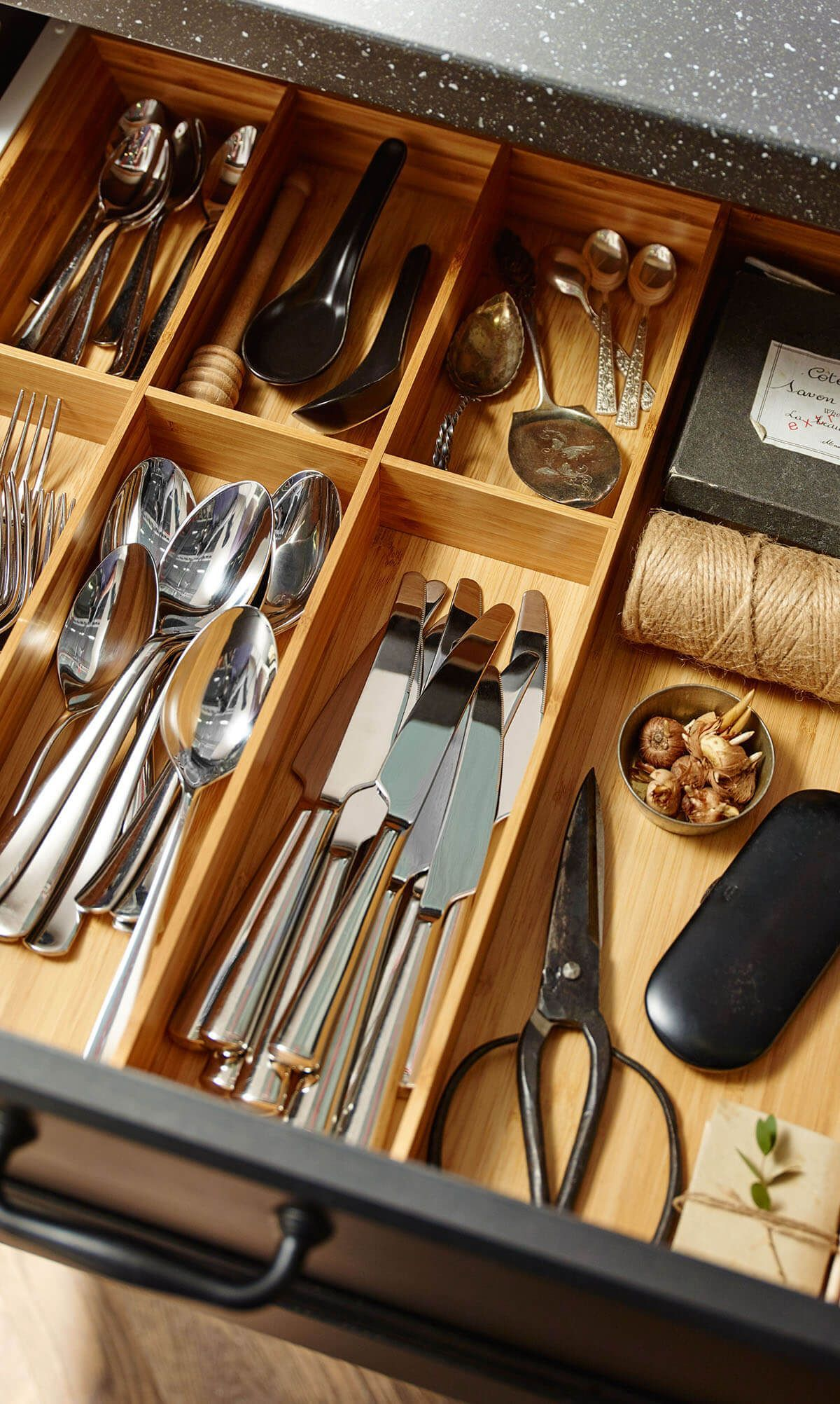 Small Kitchen Storage Organization Ideas Are Easy To Create In Your Kitchen.  You Can Create Space For Your Kitchen Equipment.