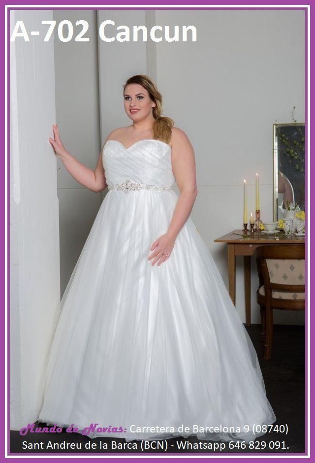 Vestidos de novia en cancun