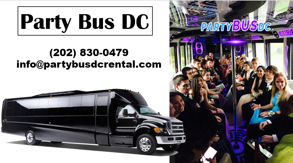Pin by Party Bus DC on Party Bus DC Rental Party bus, Party