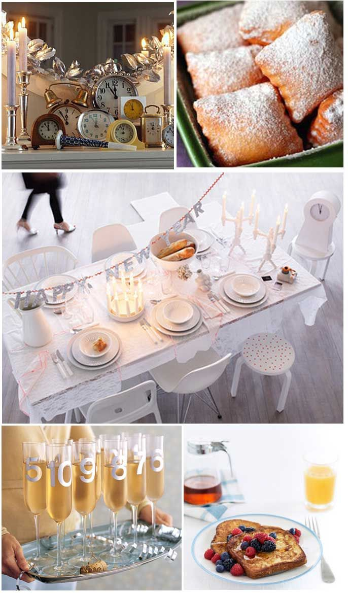 New Years Day Brunch Ideas New Years Brunch Planning New Years