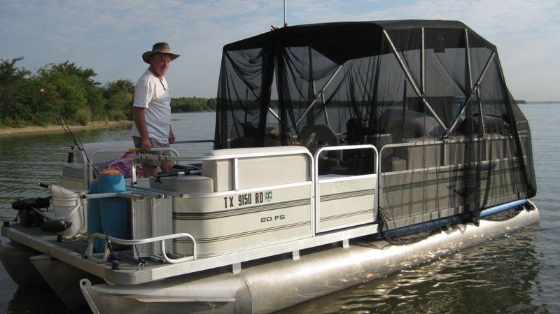 Pontoon Boats Cypress Cay Luxury And Fishing Pontoon Boats Boat Organization Pontoon Boat Accessories Pontoon Boat