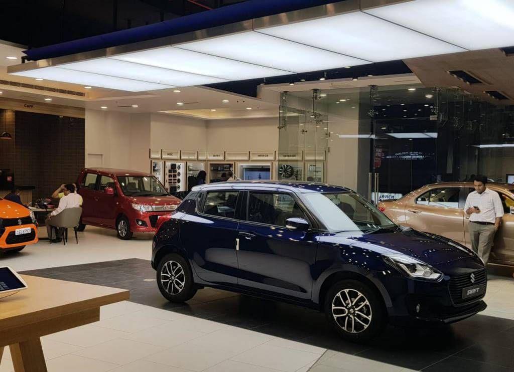 Osl Motocorp Pvt Ltd Is A Maruti Suzuki Arena Dealer In Marble