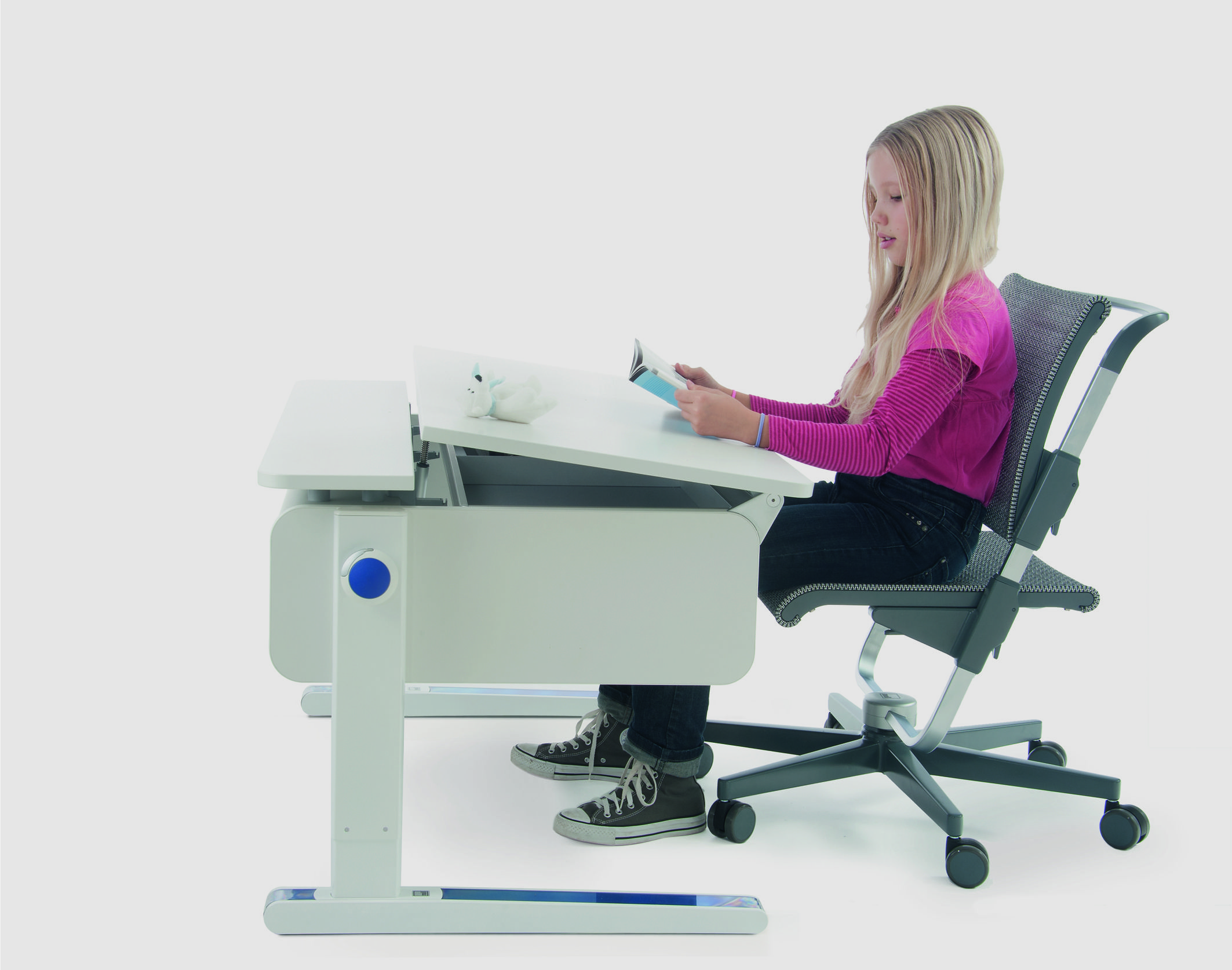 Moll Champion Ergonomic Study Desk For Kids Teens And Grown Ups Http Www Ergokid Com Stuhle Fur Kinder Schreibtisch Tisch
