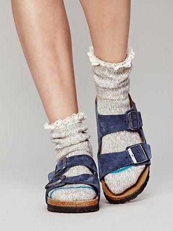 Pin von sarai lopez auf sandals   Birkenstock socken