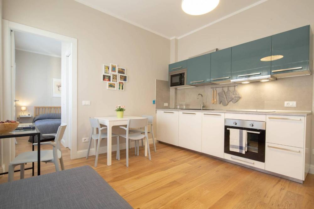 Vendita Appartamento Firenze. Bilocale in via Aretina