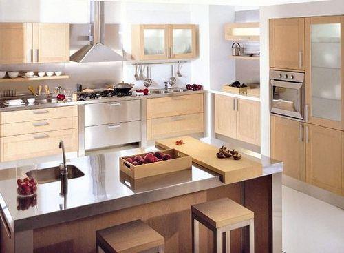 Cocinas Pequenas Modernas Decoracion De Cocina Moderna Diseno