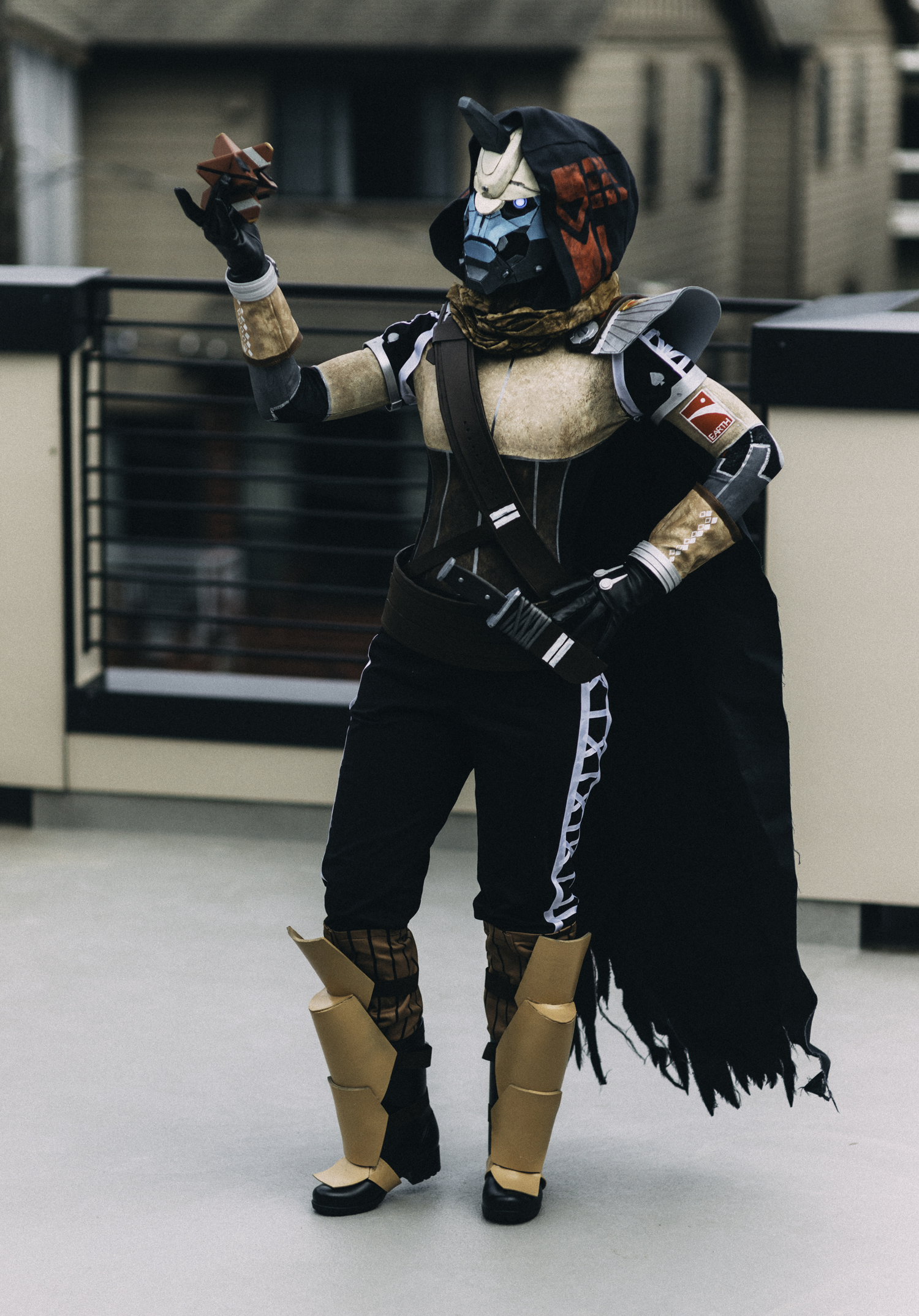 Self Cayde 6 From Destiny Cosplay Http Bit Ly 1pirklu