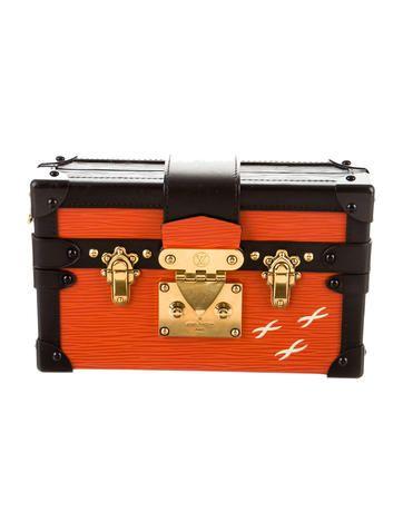 Louis Vuitton Epi Petit Malle Bag