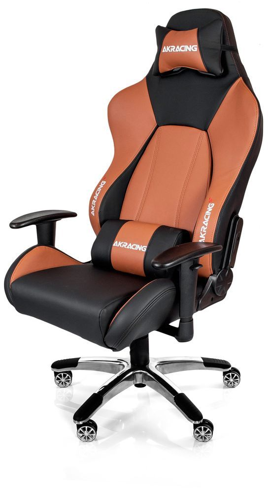 Геймърски стол Akracing Premium Brown V2 Gaming And