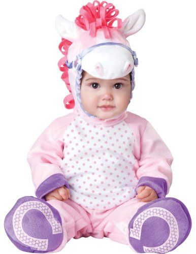Infants Playful Pony Horse Halloween Costume