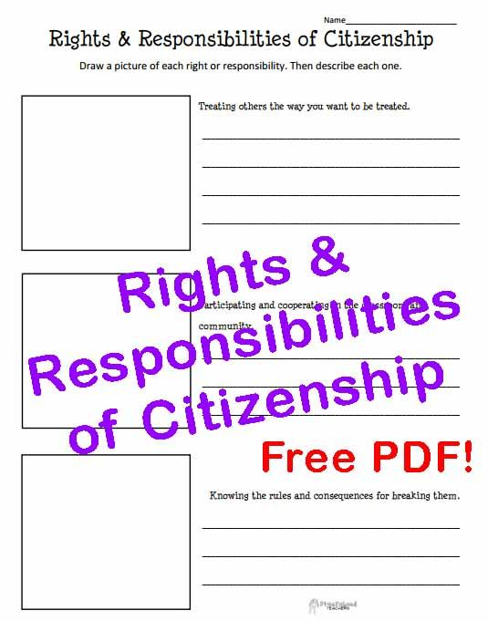 Squarehead Teachers Rights  Responsibilities Of Citizenship
