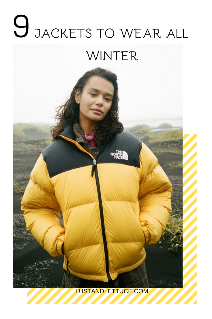 The Best Jacket Styles To Add To Your Closet 2019 The North Face 1996 Retro Nuptse North Face Puffer Jacket The North Face [ 1102 x 735 Pixel ]