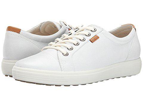 zappos  ecco soft vii sneaker  ecco shoes women casual