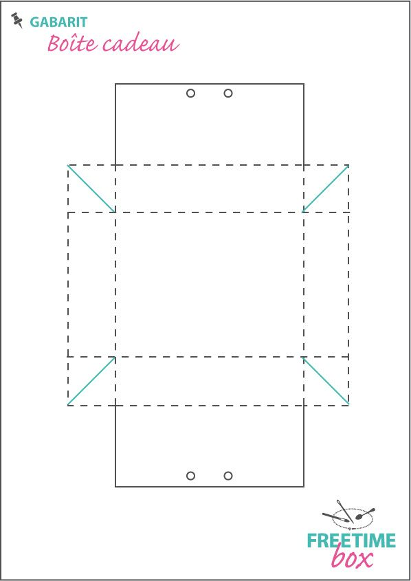 tuto diy pas pas gabarit bo te cadeau scan 39 n 39 cut. Black Bedroom Furniture Sets. Home Design Ideas
