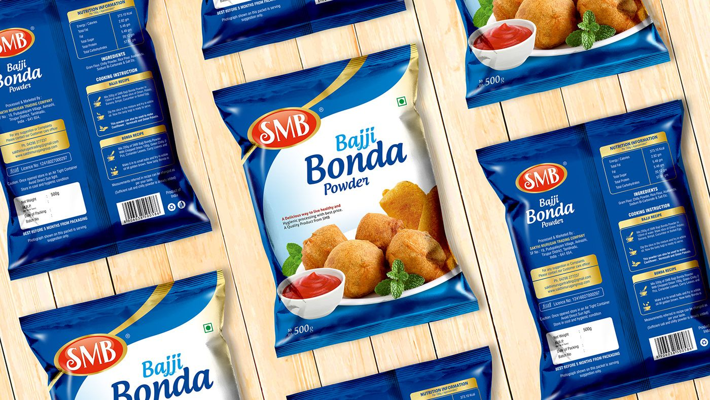 Smb Sakthi Murugan Brand Is A Famous Food Product Manufacturing
