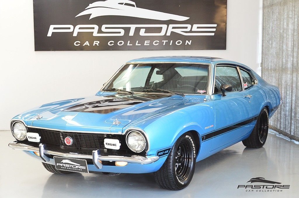 971e1a4eef2 Ford Maverick GT 1975 . Pastore Car Collection