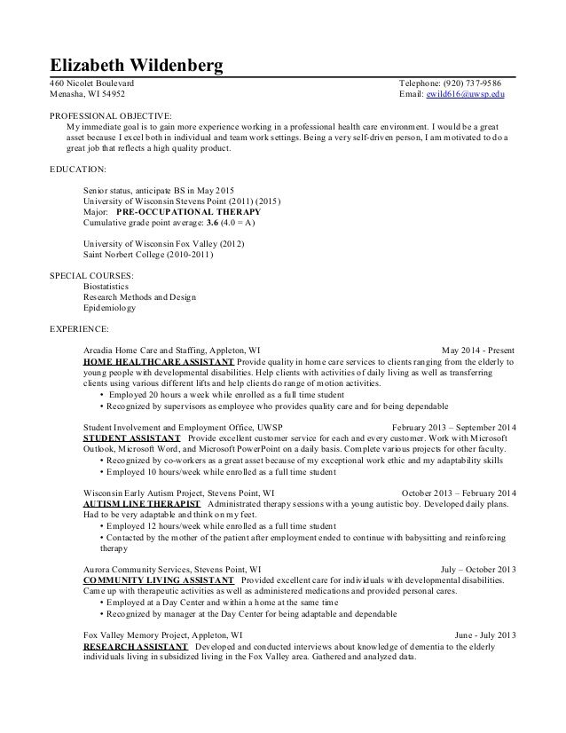 child care resume objective sample provider childcare resumejpg - child care provider resume sample