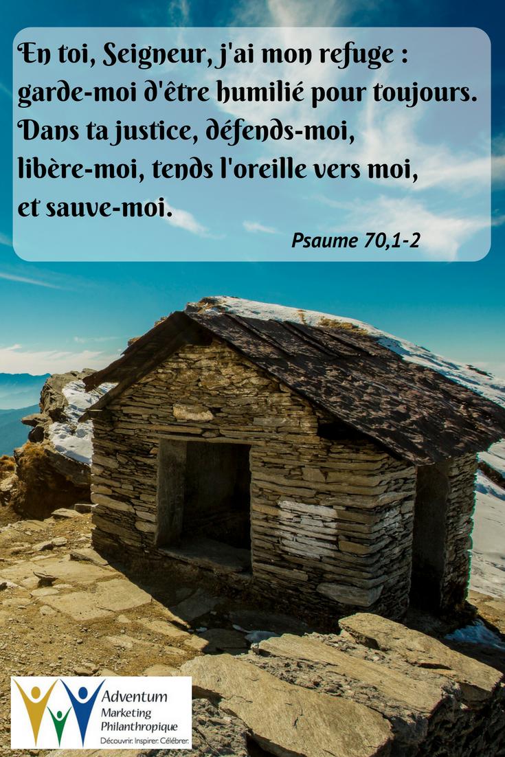 11 avril 2017 – Psaume 70, 1-2 | Psaumes, Psaume 23, Texte biblique