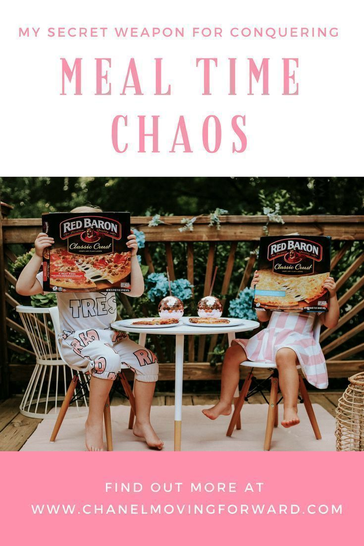 My Secret Weapon for Conquering Mealtime Chaos images
