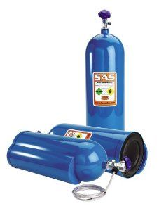 Bazooka NOS8 8-Inch Nitrous Bottle by Bazooka  $182 68