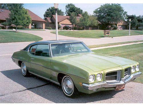 1971 Pontiac Lemans Classic Cars Pontiac Lemans Cars For Sale