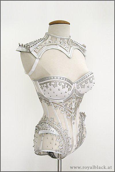 Ryuugoku twitter disfraces pinterest vestidos cors y ropa - Ropa interior medieval ...