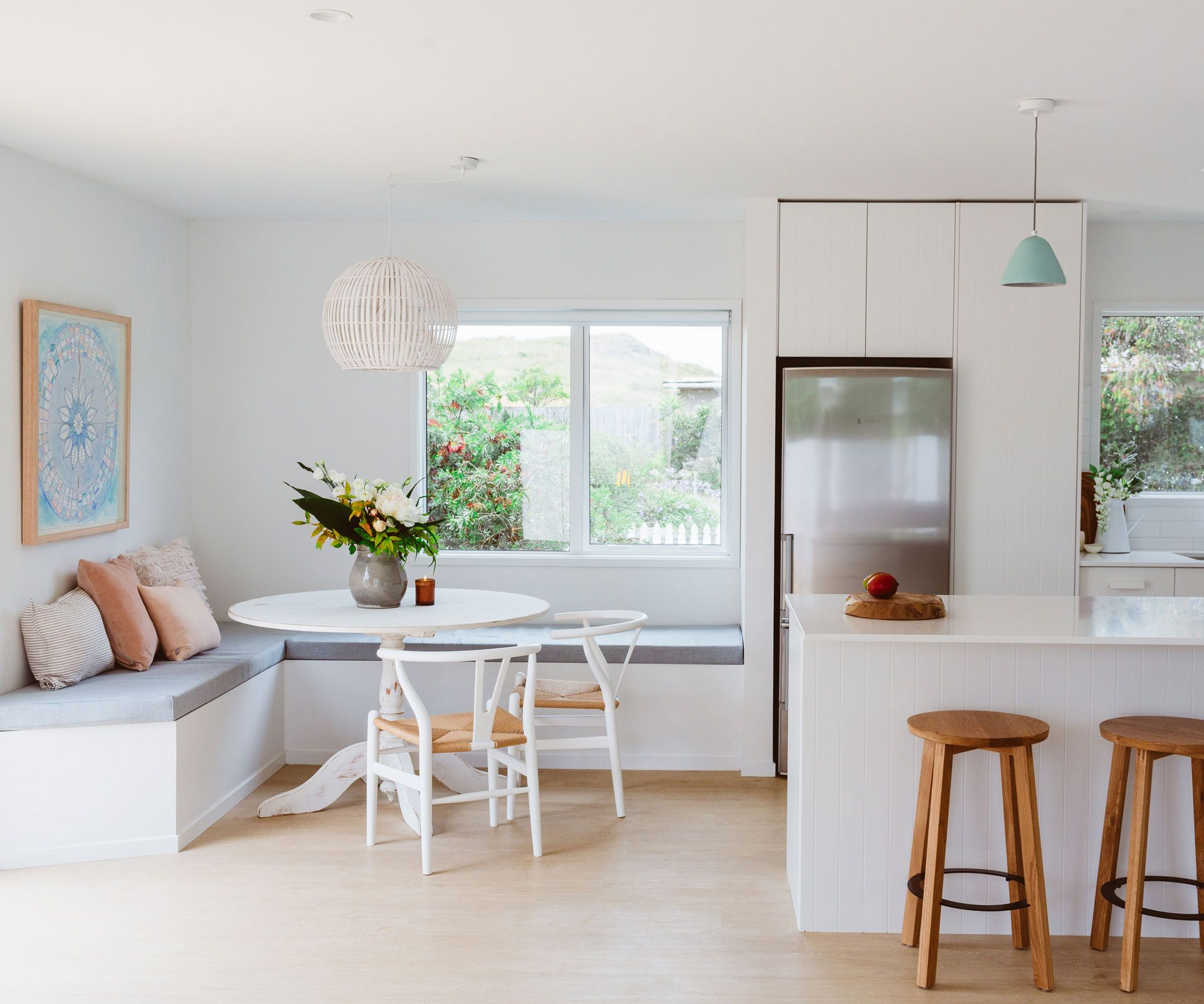 How this first time house-flipper transformed her little Papamoa bach