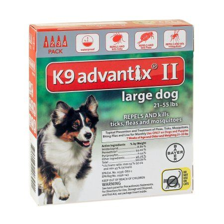 Pets Fleas Large Dogs Tick Treatment