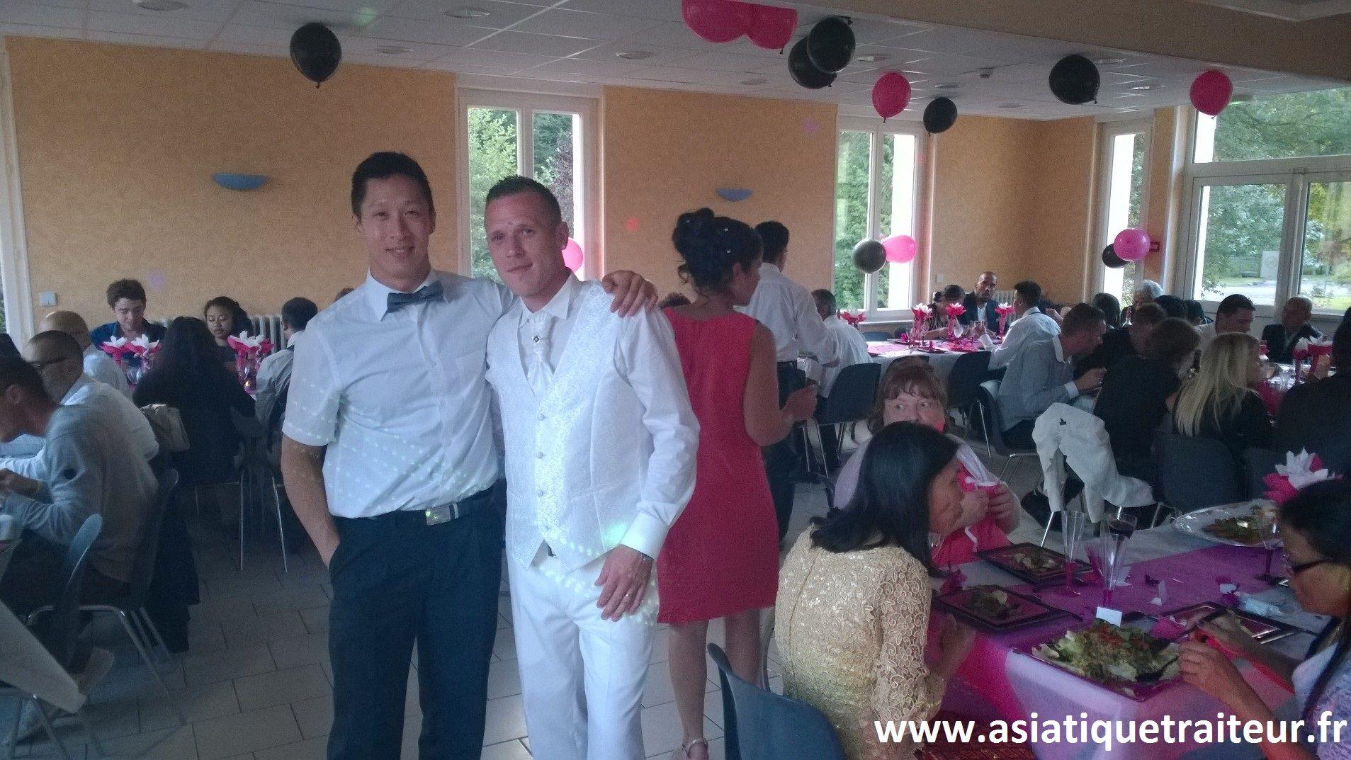 Asiatiquetraiteur mariage