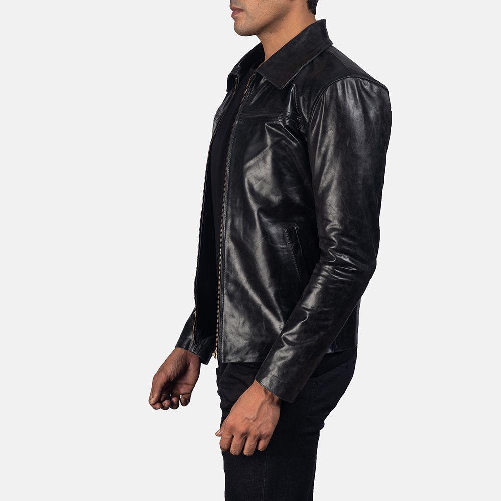 Mystical Black Leather Jacket Leather Jacket Black Leather Jacket Black Leather Jacket