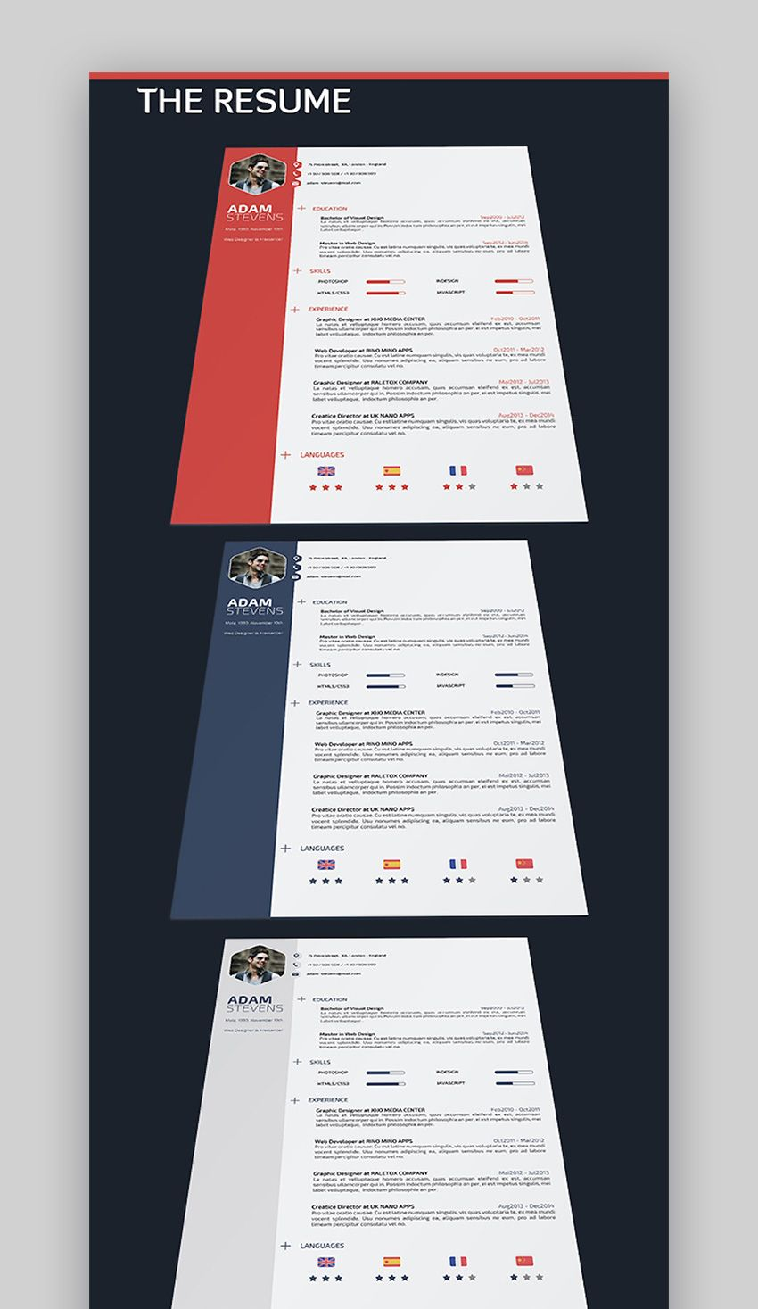 20 free creative resume templates word psd downloads resume 20 free creative resume templates word psd downloads maxwellsz