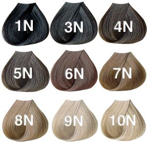Satin Hair Color Ash Series - So helpful when doing your hair yourself! #naturalashblonde