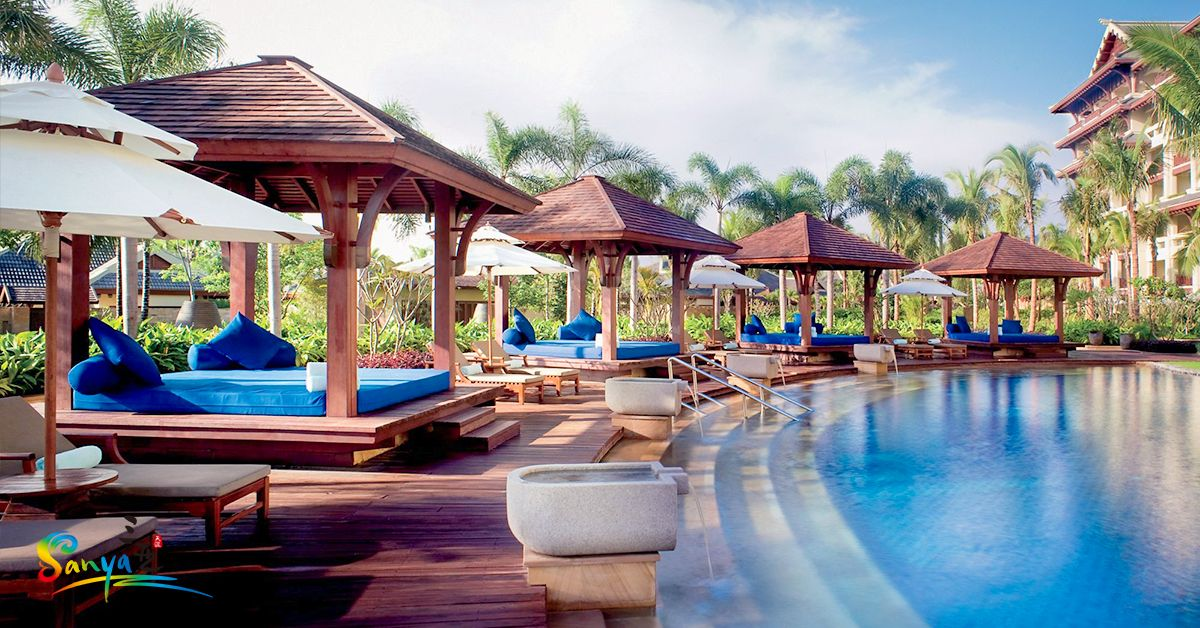 Located In The Yalong Bay National Resort The Ritz Carlton