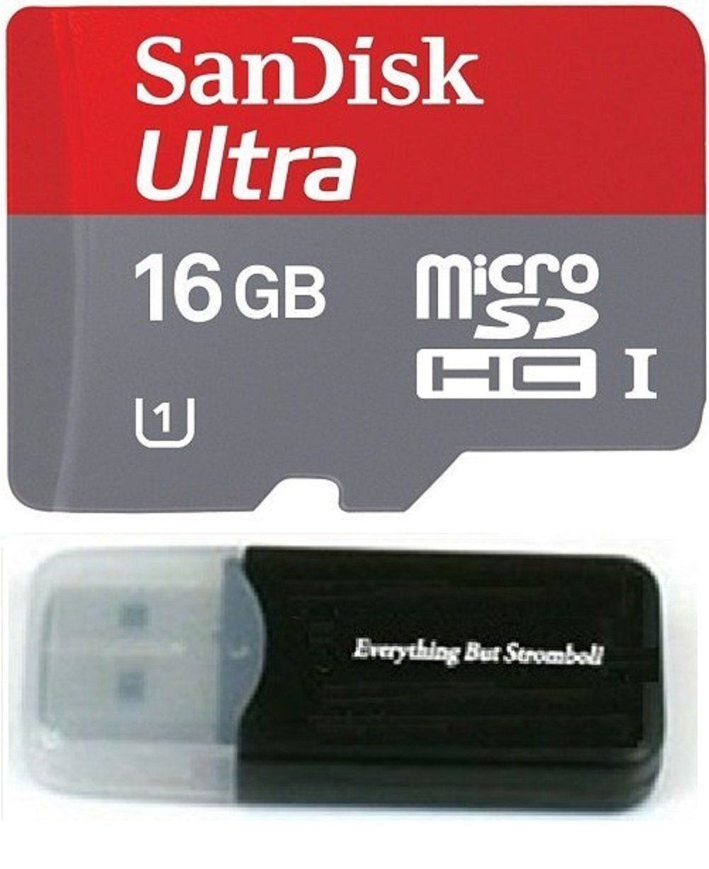 Bundle with High Speed Memory Card Reader /& Memory Card Wallet 2 Cards Dual SanDisk Ultra 64GB SDXC UHS-I//Class-10 Memory Cards