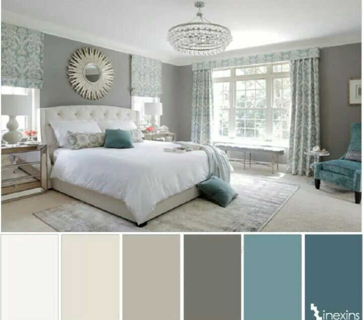 Nur d Farbe ..   House   Pinterest   Bedrooms, Master bedroom and House
