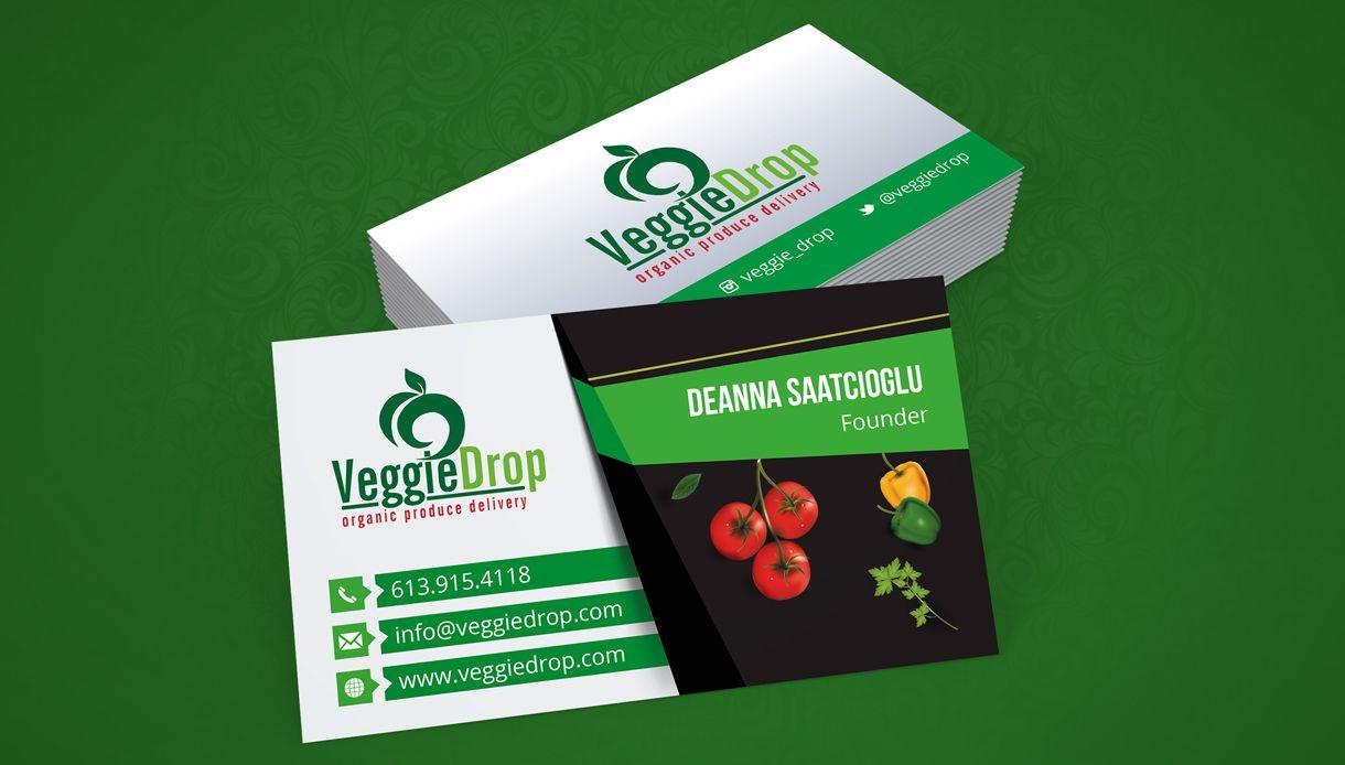 Organic Green | Business Card Designs | http://activecomputech.com ...