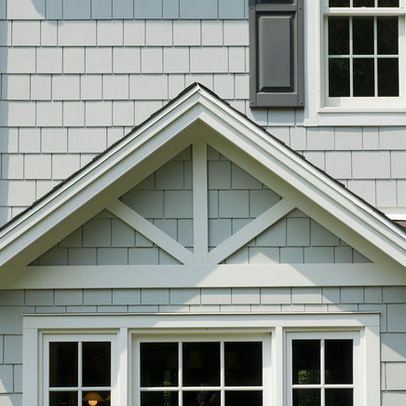 Gables House Trim House Exterior Exterior House Colors