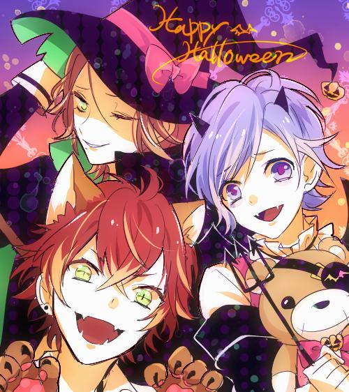 Diabolik Lovers - Happy Halloween