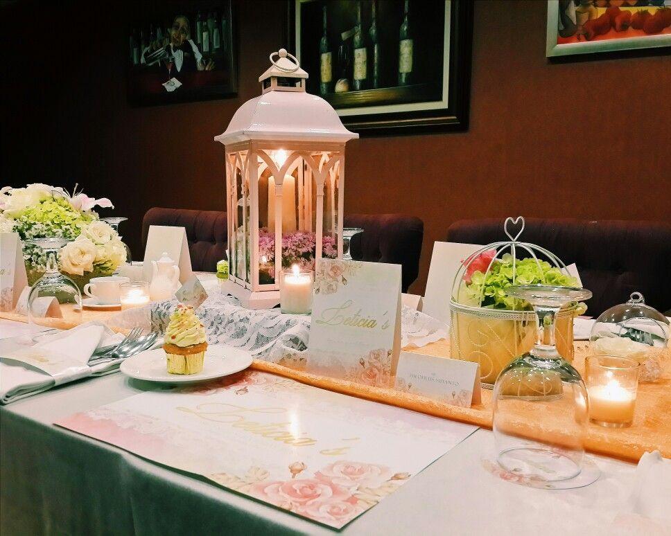 Pin by intan ari vasanti on table decor Pinterest Birthday table