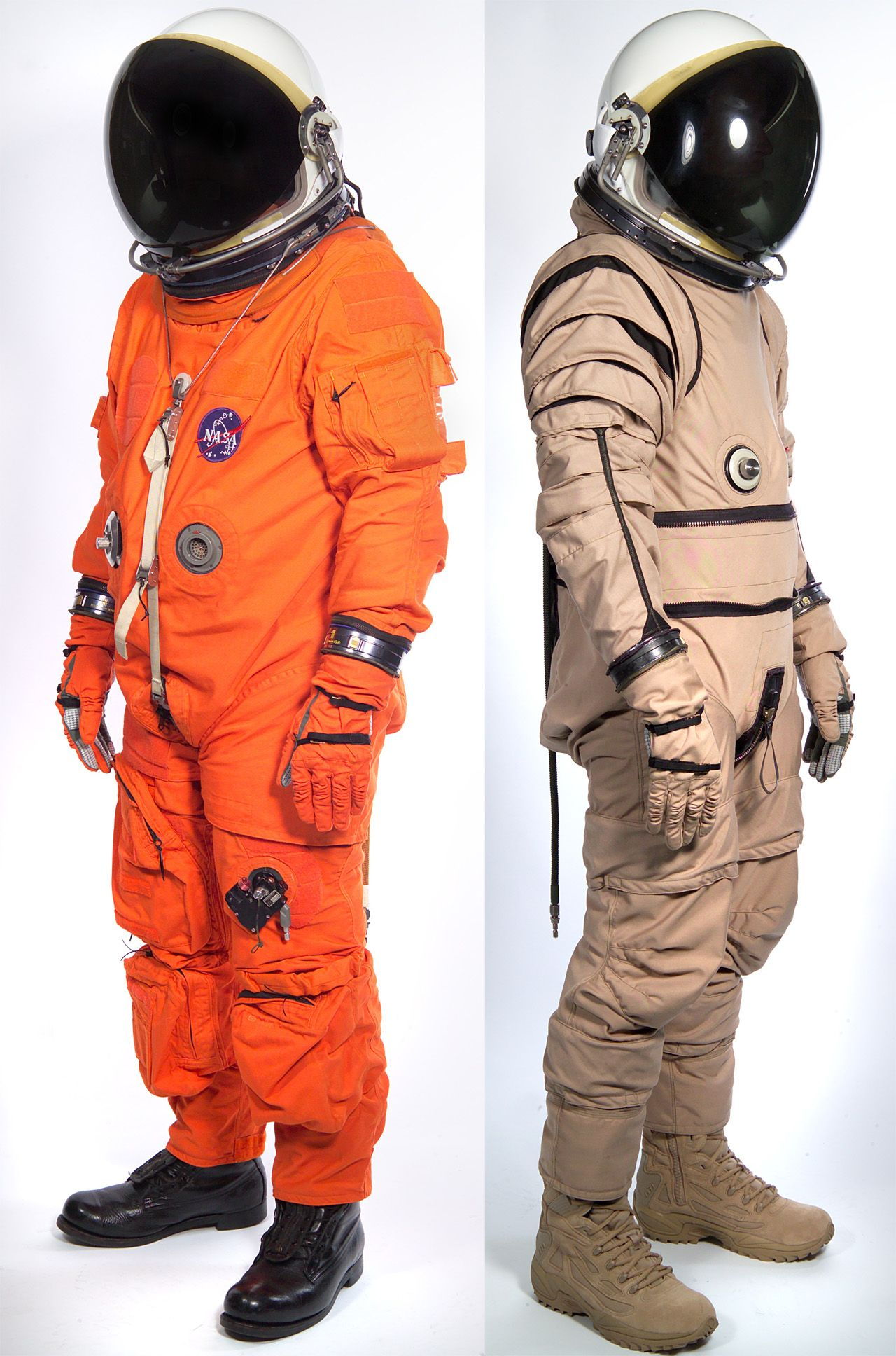 endver of space suits - photo #9