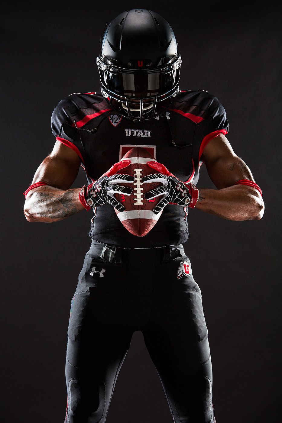 University of Utah Football | Hall of Fame Photography on Behance ...