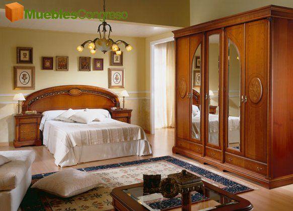 Dormitorios matrimonio clasicos buscar con google dormitorios y ba les pinterest - Baules para dormitorios ...