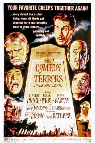 Pictures & Photos of Vincent Price | Vincent price, Terror ...