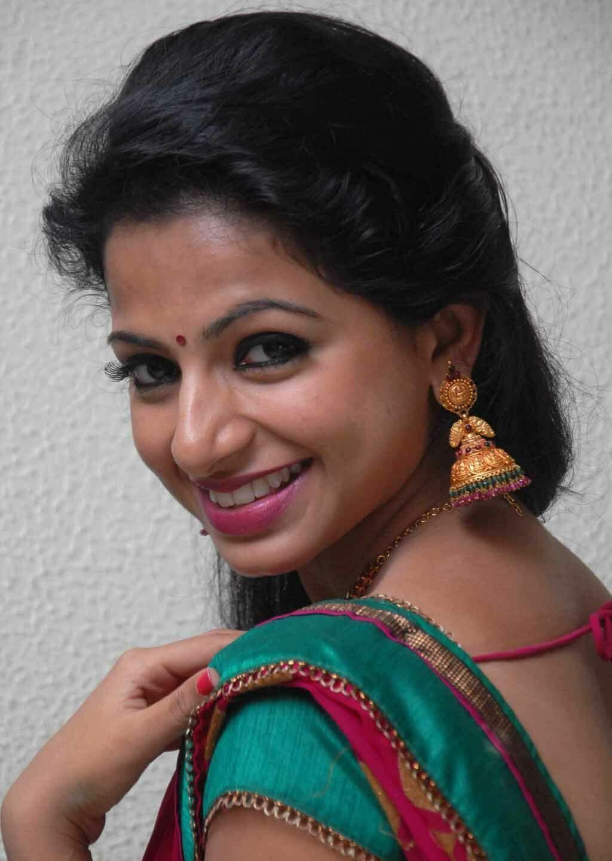 Beautiful Indian Model Actress Akshara Menon Photos In Red Saree Saree Red Saree Indian Model Akshara menon hot pics wallpapers images