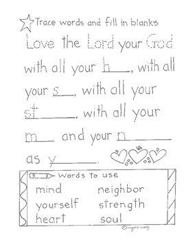 The Golden Rule Activity Booklet Luke 10 27 Golden Rule Sunday