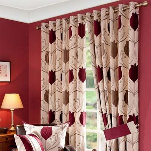Cortinas estampadas decoraci n hogar pinterest for Cortinas estampadas salon