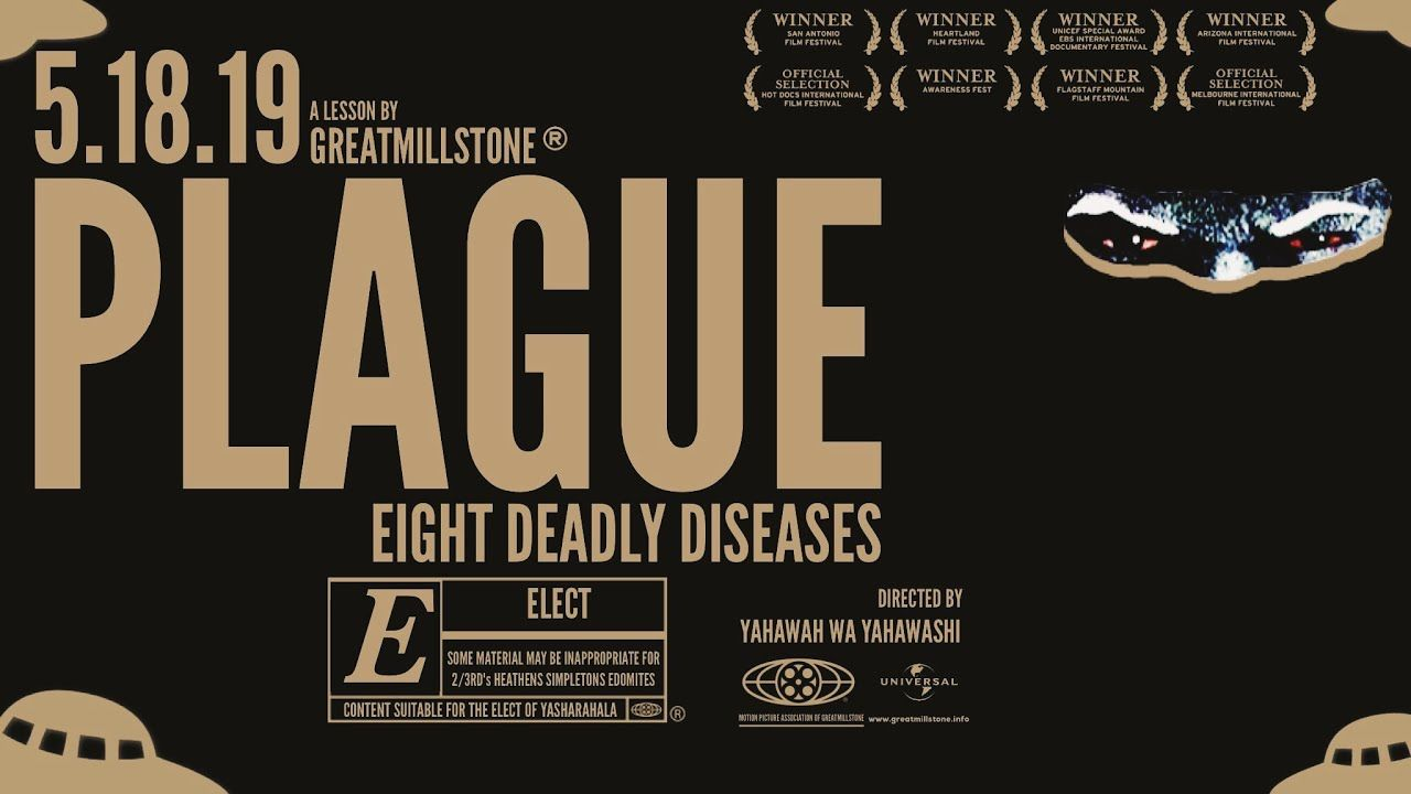 PLAGUE | CDC Names Eight Deadly Zoonotic Diseases ...